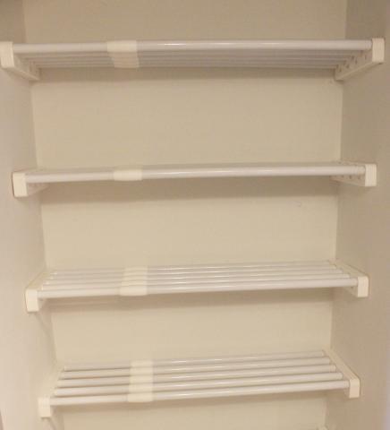 closet organizers system