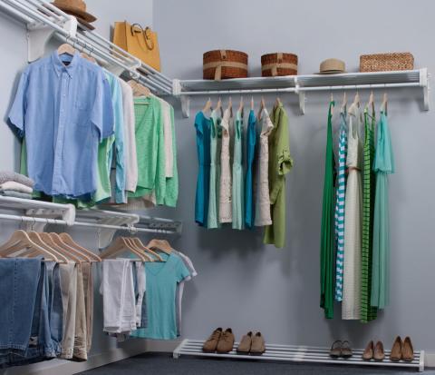 Baby Room Closet Organizers