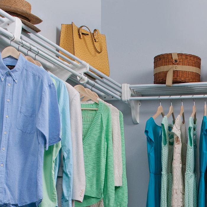 ez-shelf-Double-Closet-Kit-2-Closet-Shelves-with-Closet-Rods-white-main