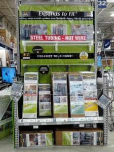 lowes display oct 1
