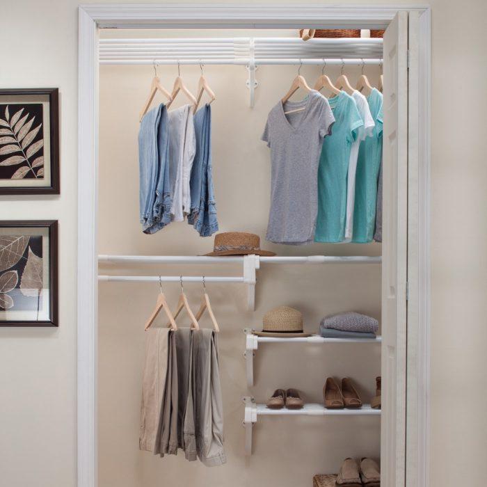 Closet Organizer Kit Reach-in EZS-K-WRI_AR-1-1
